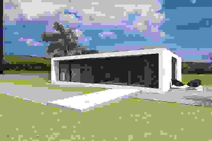 Projeto Quartzo Magnific Home Lda Casas modernas