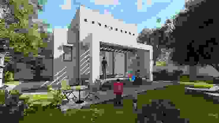 Casa Neira. Gorbea 2017 Casas estilo moderno: ideas, arquitectura e imágenes de homify Moderno