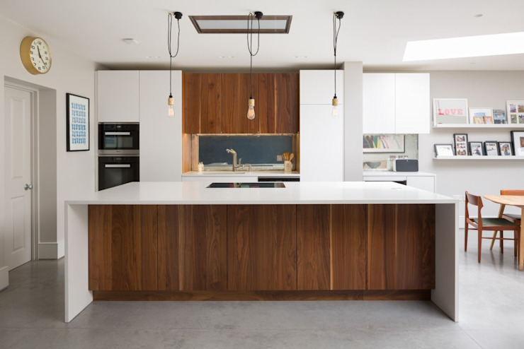 Kitchen Fraher and Findlay Moderne keukens