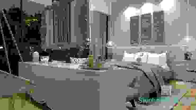 โดย Stephanie Guidotti Arquitetura e Interiores คลาสสิค