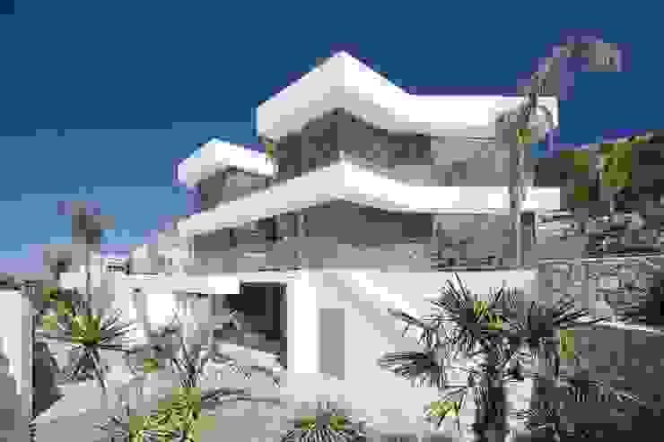 Vista principal Casas de estilo moderno de Miralbo Urbana S.L. Moderno