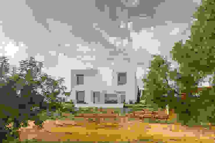 Casas modernas de Corpo Atelier Moderno