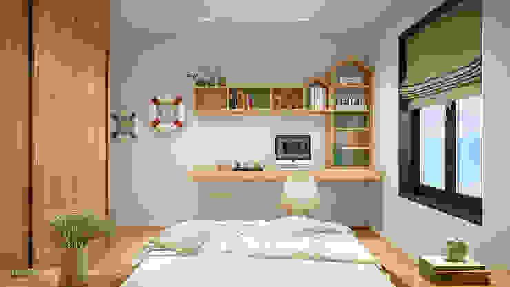 modern  von Công ty TNHH Thiết kế và Ứng dụng QBEST, Modern