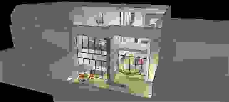 Casa VELANDIA Casas modernas de SG Arquitectos Moderno