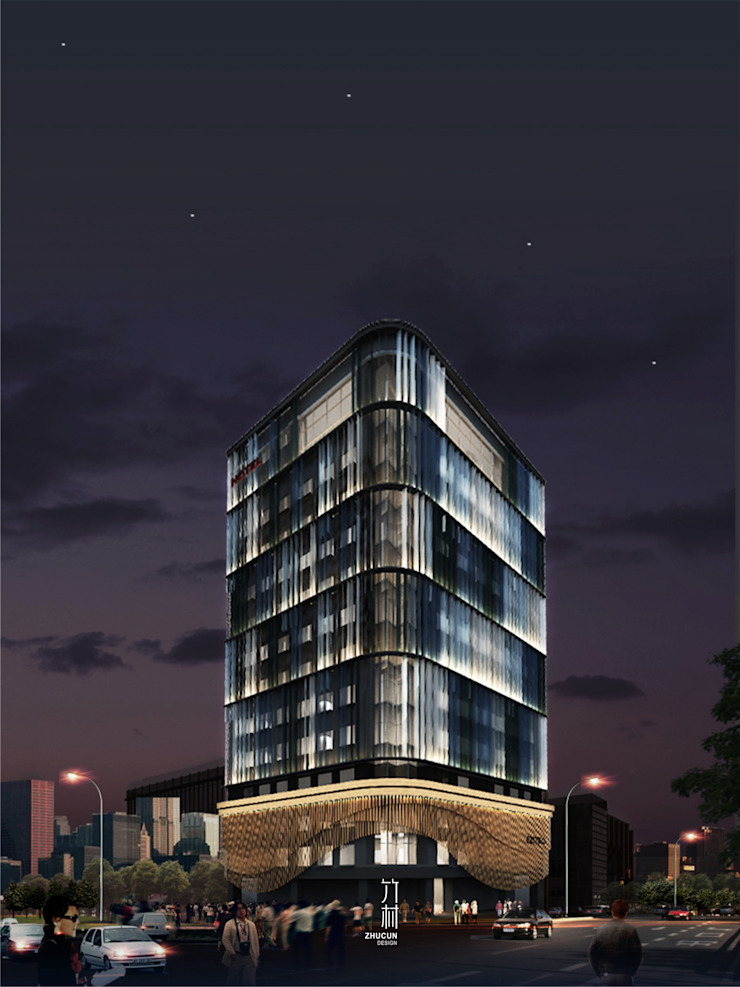 Aqua Hostel | 舊建築改造 根據 竹村空間 Zhucun Design 現代風