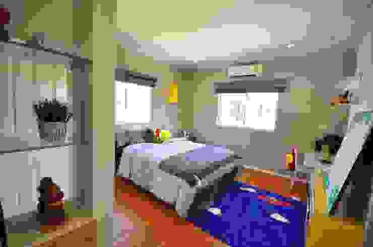 บ้านตัวอย่าง คาซ่าวิลล์ ราชพฤกษ์-พระราม5: ทันสมัย  โดย safehouse decoration, โมเดิร์น