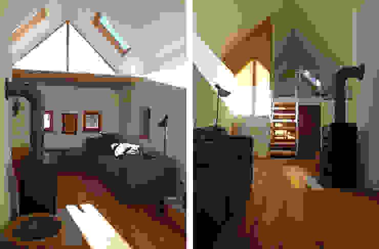Modern living room by illichmann-architecture Modern