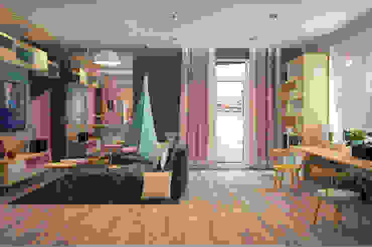 ДизайнМастер Nursery/kid's room Beige