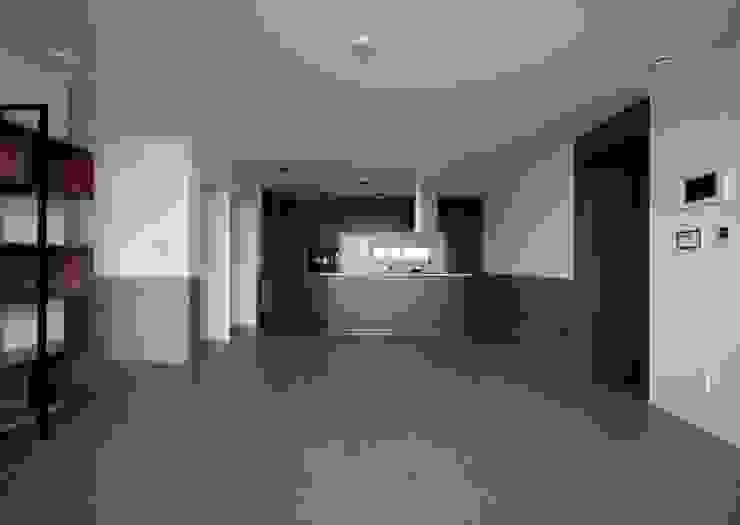 [심플인테리어] 화성시 동탄2신도시 마이너스옵션 아파트인테리어 34PY 모던스타일 다이닝 룸 by 디자인스튜디오 레브 모던