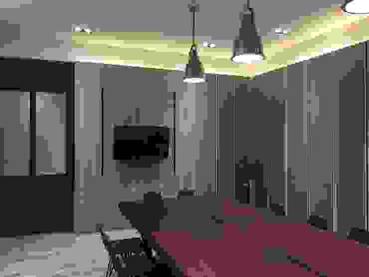 S24 Office โดย LOFTTID DESIGN