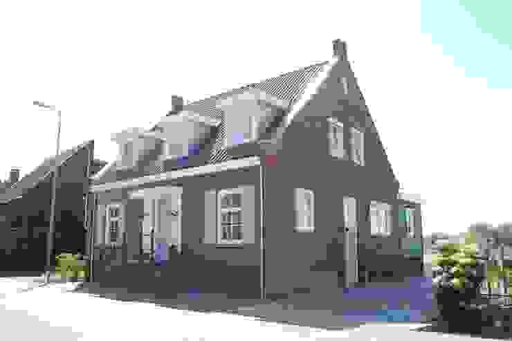 Klassieke dijkwoning Klassieke huizen van Brand I BBA Architecten Klassiek