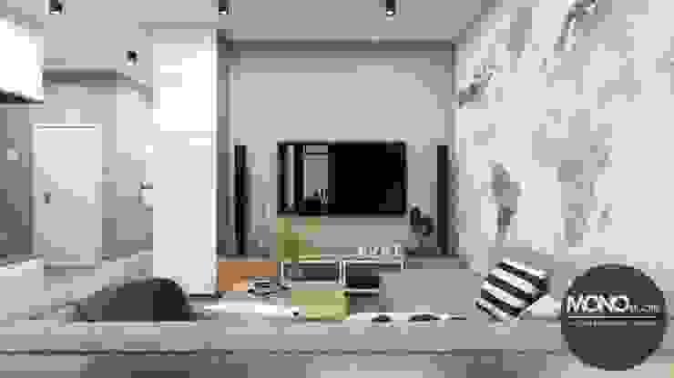 Modern living room by MONOstudio Modern