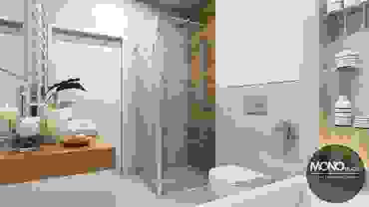 Baños de estilo moderno de MONOstudio Moderno
