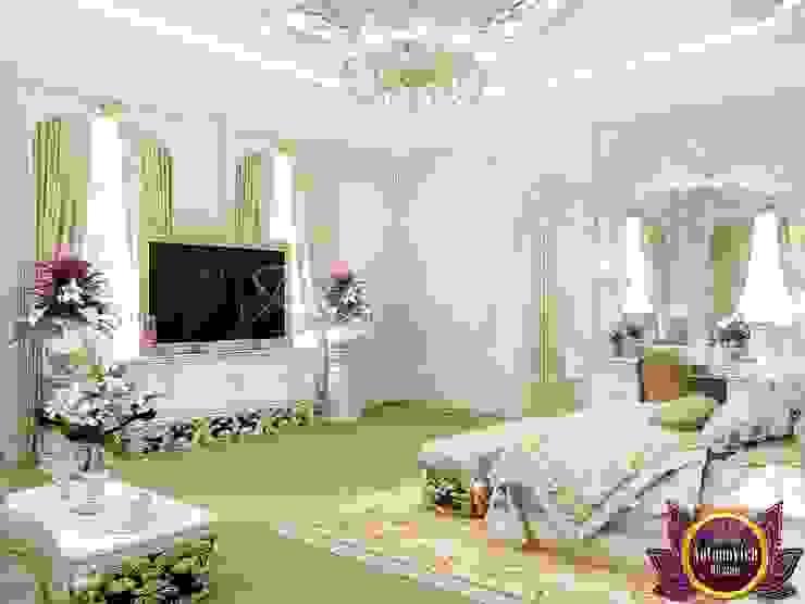 Phòng ngủ phong cách kinh điển bởi Luxury Antonovich Design Kinh điển