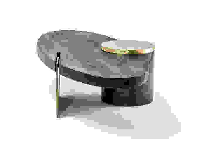 Primal coffee table: modern  by Egg Designs CC, Modern Wood Wood effect