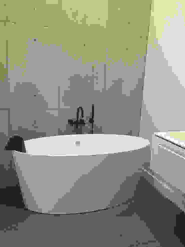 VT Wonen 'Verbouwen of verhuizen' te Alkmaar Industriële badkamers van ConcreetDesign BV Industrieel Beton