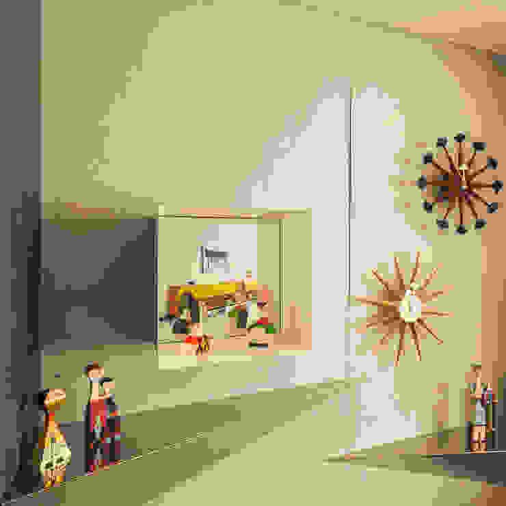 INAIN Showoom Porto Modern Walls and Floors by INAIN Interior Design Modern