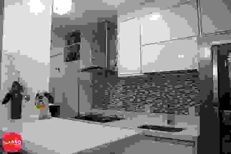 WAKO Design de Interiores Cocinas de estilo moderno
