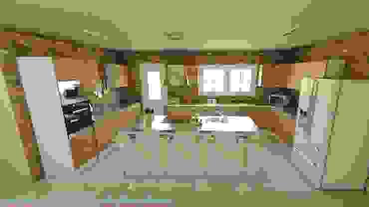 Kitchen Model by VAN TONDER NAUDÉ PROPERTY HOLDINGS (PTY) Ltd.