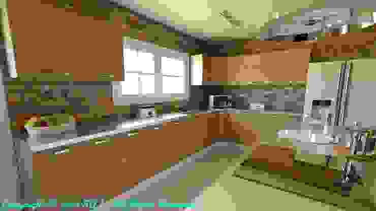 Kitchen Model side view by VAN TONDER NAUDÉ PROPERTY HOLDINGS (PTY) Ltd.