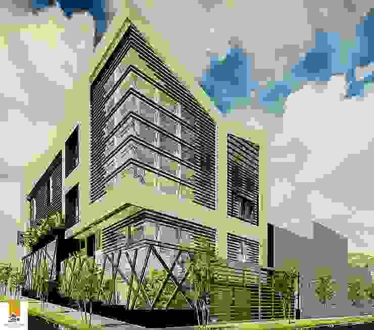 โดย FRANCO CACERES / Arquitectos & Asociados