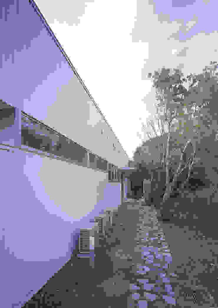 伊集院の住宅 II モダンな 家 の アトリエ環 建築設計事務所 モダン
