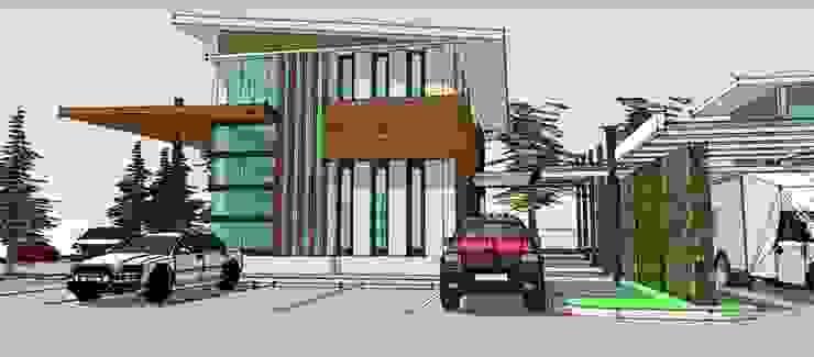 Drugs House Project โดย iamarchitex