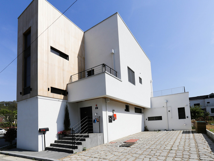 THE JK Modern houses