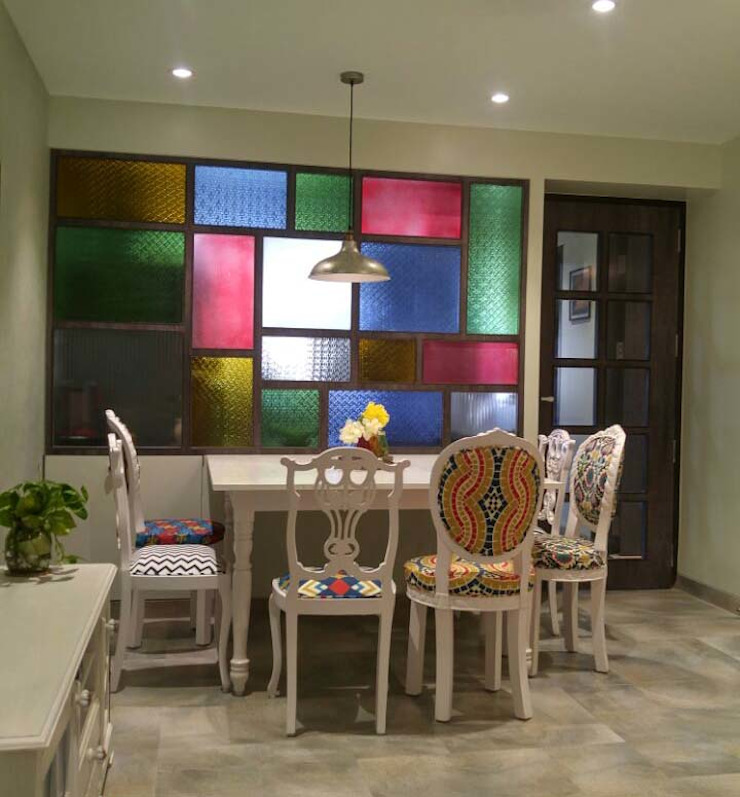 Home projects Classic style dining room by Zeba India Pvt. Ltd. Classic