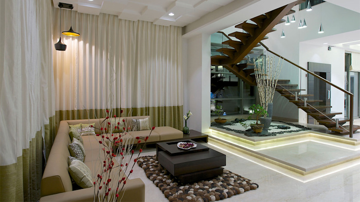 Home projects Classic style living room by Zeba India Pvt. Ltd. Classic