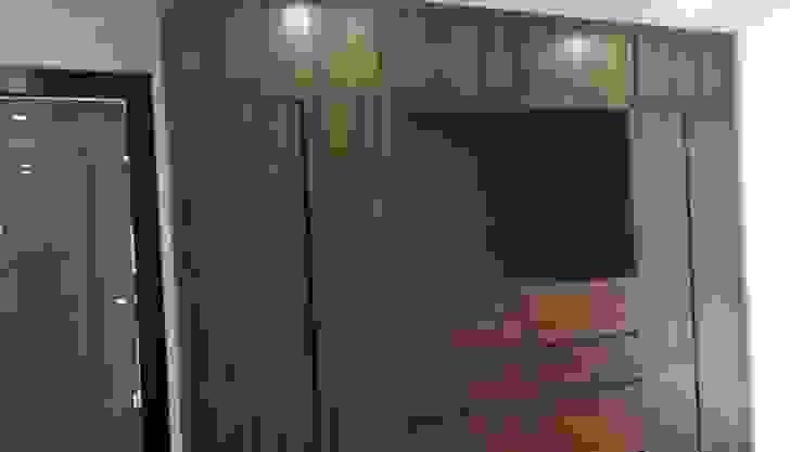 Modern dressing room by homify Modern Wood Wood effect