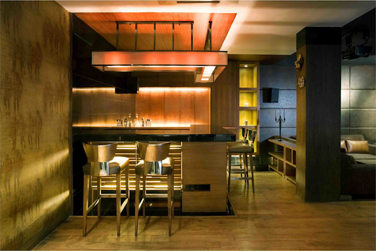 B24 Modern kitchen by Saka Studio Modern