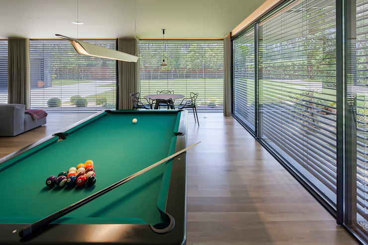 Game room by INAIN Interior Design Modern