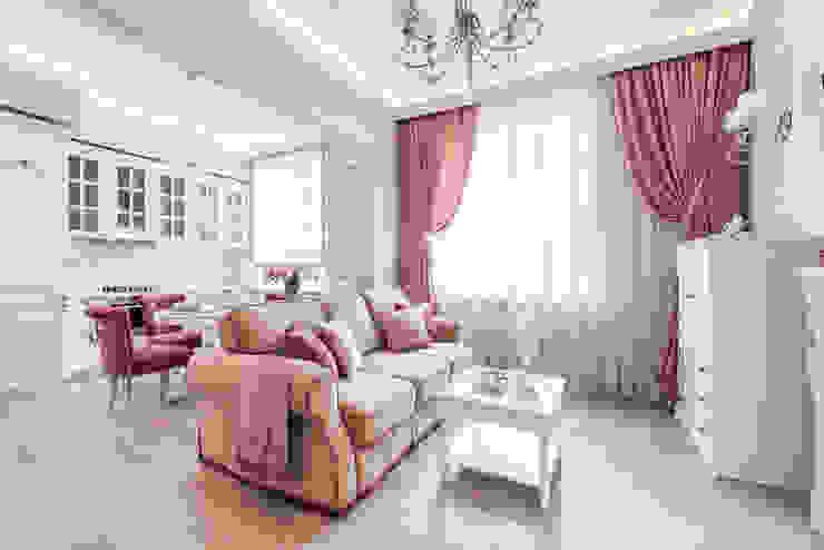 Classic style living room by Дизайнер Светлана Юркова Classic