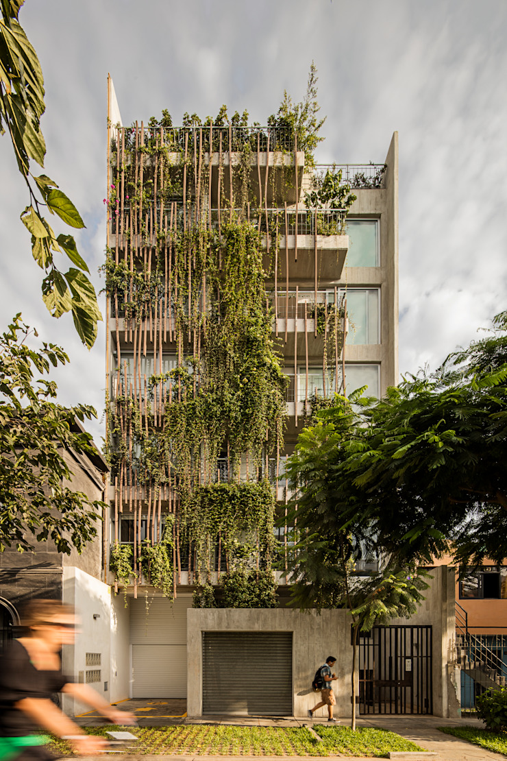 Moderne Häuser von Vicca Verde Modern