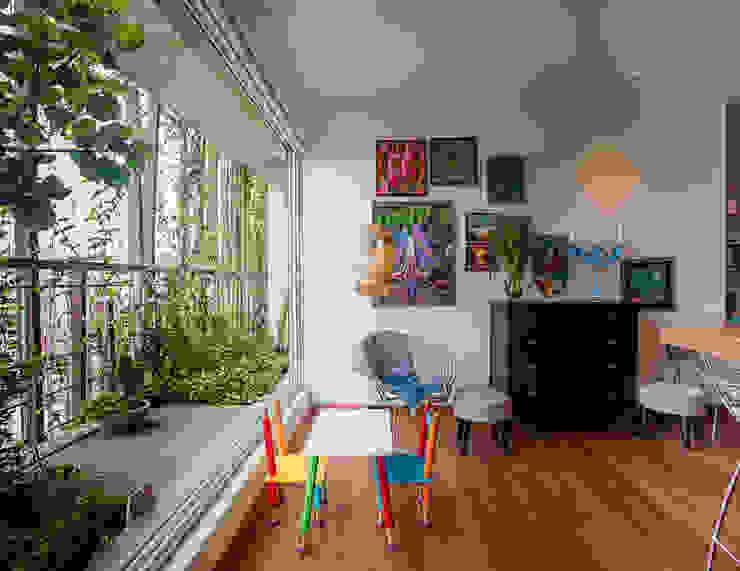 Moderne Wohnzimmer von Vicca Verde Modern