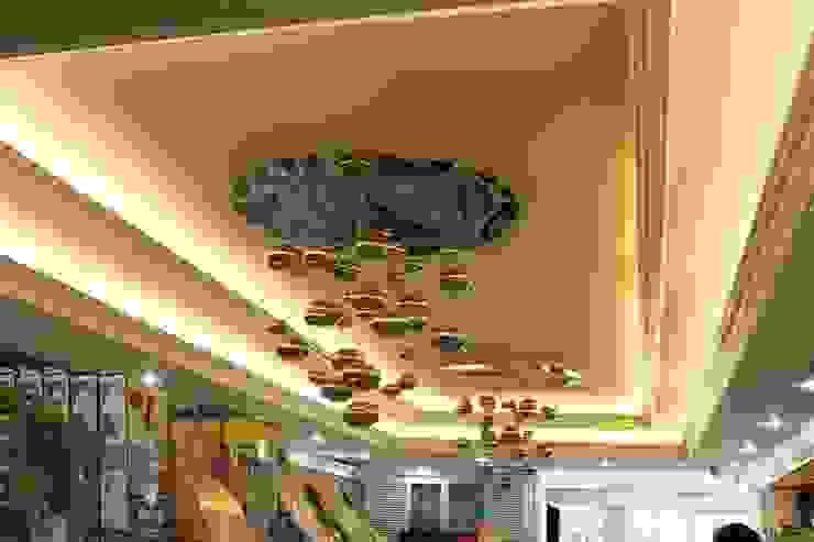 ผลงานจากโปรเจ็คบางปู..ร้านขายวัสดุก่อสร้าง. โดย เอสทีดี เดคคอร์ จำกัด