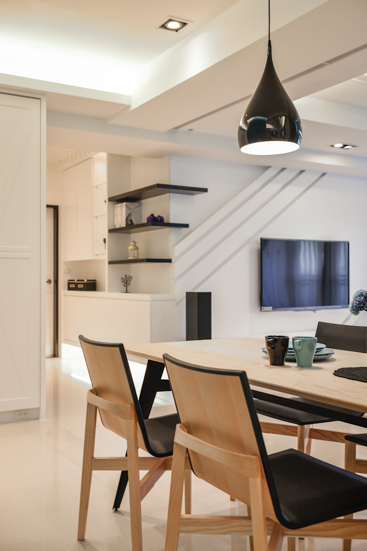 餐廳 存果空間設計有限公司 餐廳配件與裝飾品
