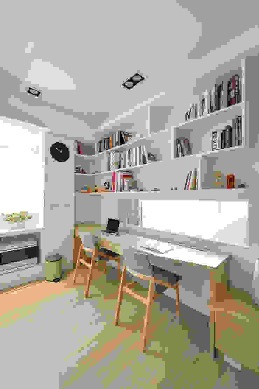 閱讀區 根據 存果空間設計有限公司 北歐風