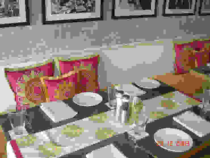 Restaurants Mediterranean style bars & clubs by Zeba India Pvt. Ltd. Mediterranean