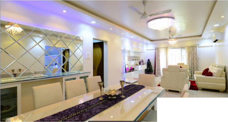Some Previous Works BVM Intsol Pvt. Ltd. Modern dining room
