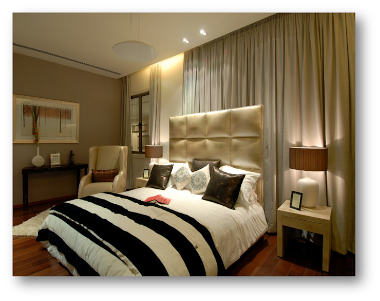Some Previous Works BVM Intsol Pvt. Ltd. Eclectic style bedroom