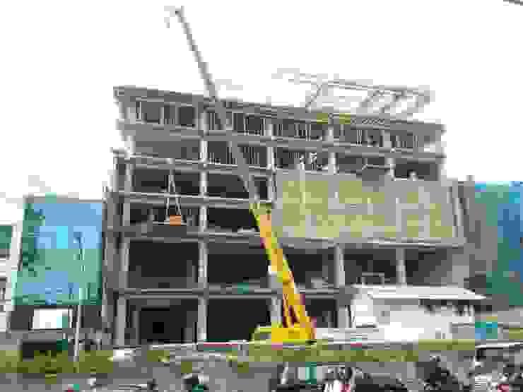 rental office rebuild Oleh arsitek adin