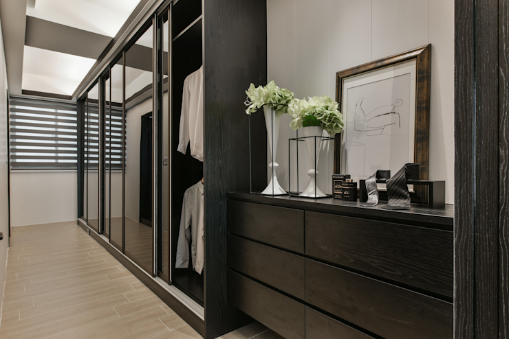 更衣室 根據 存果空間設計有限公司 現代風