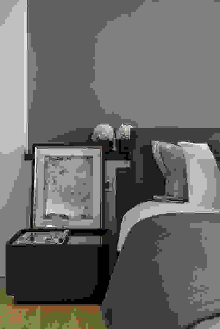床頭設計: 現代  by 存果空間設計有限公司, 現代風