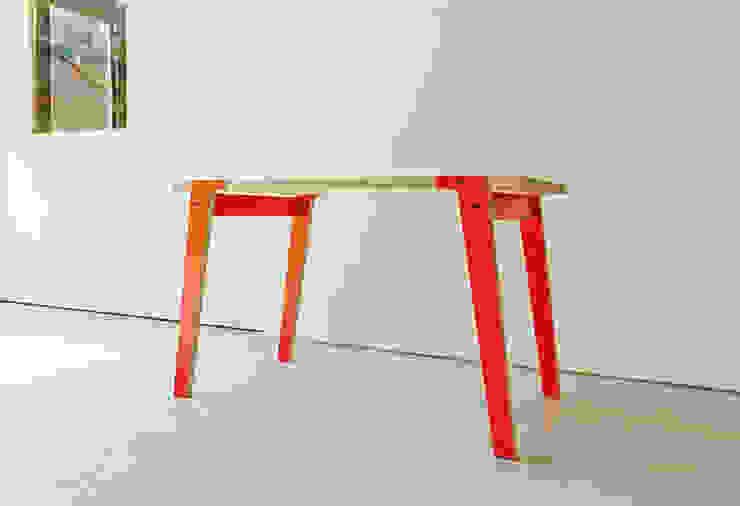 Switch table and bench van rform Scandinavisch Hout Hout