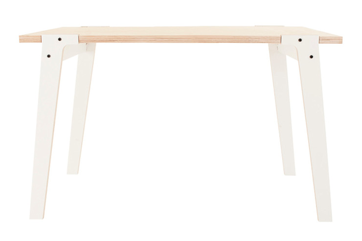 Switch table and bench van rform Scandinavisch Hout Hout