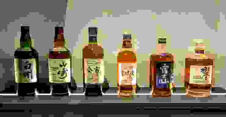 收藏日本威士忌: 亞洲  by 橙風廚具, 日式風、東方風