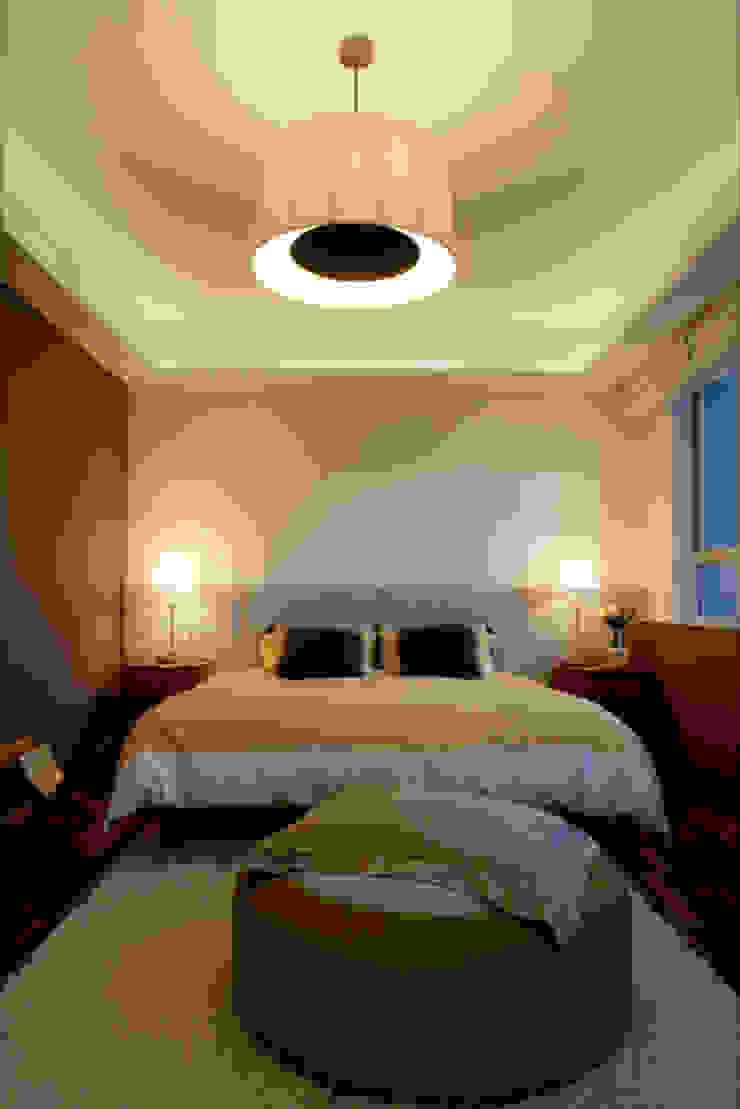 evergreen villa Asian style bedroom by wayne corp Asian
