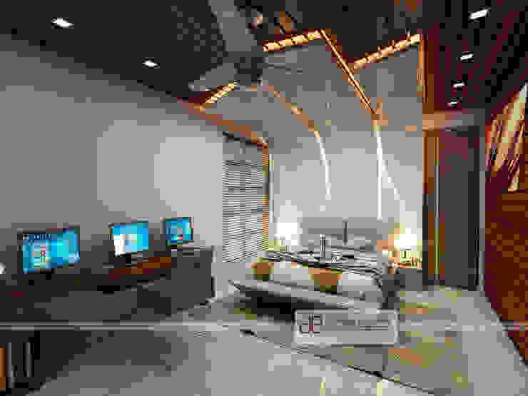 غرفة نوم تنفيذ Design Essentials,